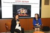 Le CPTPP devrait renforcer les liens entre entreprises