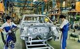 L'industrie automobile est cruciale pour le développement industriel du pays