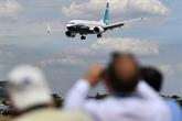 Le monde suspend le vol des Boeing 737 MAX, les États-Unis résistent