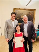 Nguyên Nguyên Lê remporte un concours international de violon en Belgique