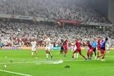 Coupe d'Asie: les Émirats punis après les jets de chaussures face au Qatar