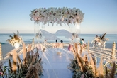 Un couple de milliardaires indiens se marie sur l'île de Phu Quôc