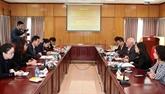 Le Vietnam et la Chine cultivent les relations entre leurs peuples