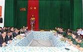 Le Vietnam et le Cambodge discutent de la modernisation de portes-frontières