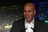Real Madrid: premier entraînement de la nouvelle ère Zidane