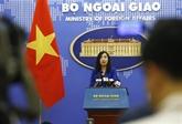 Le Vietnam réaffirme sa souveraineté pour les archipels de Truong Sa et Hoàng Sa