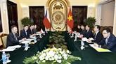 La consultation politique Vietnam - République tchèque