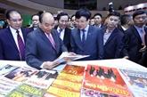 La Fête nationale de la presse 2019 s'ouvre à Hanoï