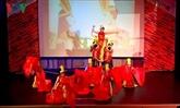Semaine de la culture vietnamienne à lUniversité russe de lamitié des peuples