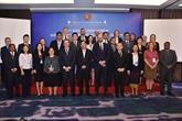 ARF: clôture de la 11e réunion du Groupe de travail de mi-mandat sur la sécurité maritime