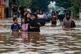 Inondations en Indonésie: au moins 42 morts en Papouasie