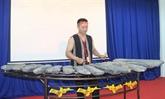 Le lithophone, la douce musique des peuples du Tây Nguyên
