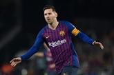 Espagne: ça plane pour Messi et le Barça s'envole vers le titre