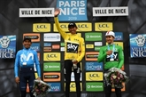 Paris-Nice: Bernal, le futur
