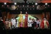 Clôture du Festival de lao dài 2019 à Hô Chi Minh-Ville