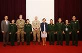 Le Vietnam et le Royaume-Uni unis pour prévenir la violence sexuelle