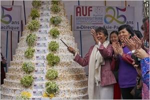 LAUF en Asie-Pacifique fête ses 25 ans