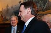 À Washington, le président brésilien visite... la CIA