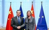 La Chine et l'UE atteignent un consensus sur 10 points essentiels