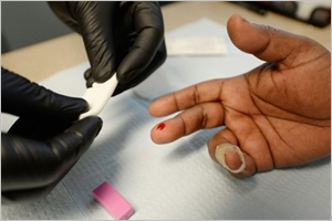 Le sida transmis par une majorité lignorant ou non traitée