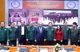 Le PM préside la conférence pour construire des zones de défense ferme