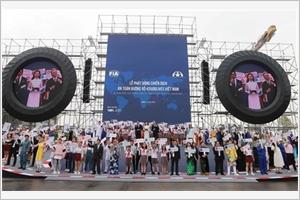 Le Vietnam sengage en faveur de la campagne de sécurité routière mondiale