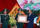 Le PM Nguyên Xuân Phuc honore la Journée traditionnelle des garde-frontières