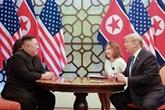 Le président américain affirme de bonnes relations avec le leader nord-coréen