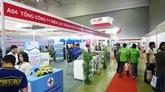 Des expositions internationales sur les technologies électriques et l'énergie en juillet