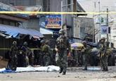 Les Philippines intensifient les opérations antiterroristes
