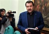 Salvini ne sera pas jugé pour séquestration de migrants
