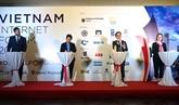 Ouverture du Forum d'Internet Vietnam 2019