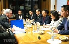 Renforcement de lintégration des Vietnamiens dans la société russe
