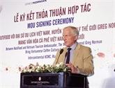 Greg Norman et NutiFood présentent le café vietnamien au monde