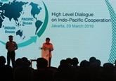 Le Vietnam participe au Dialogue de la coopération indo-pacifique
