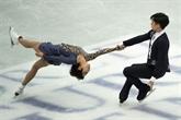 Les Chinois Sui et Han sacrés champions du monde en couples