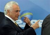 L'ex-président brésilien Michel Temer écroué pour une affaire de corruption