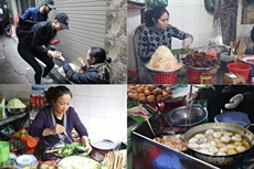 La cuisine de rue, un trait culturel attirant des touristes