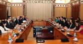 HCM-Ville et la Nouvelle-Zélande renforcent leur coopération dans léducation