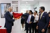 Inauguration du Centre de réception des demandes de visa belge, allemand et italien à Dà Nang