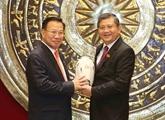 Vietnam et Cambodge renforcent la coopération entre les deux organes législatifs
