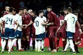Le retour de Messi n'empêche pas le naufrage de l'Argentine