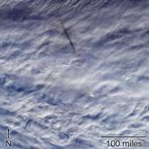 La NASA diffuse des photos du grand météore que personne navait vu