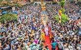 La fête bouddhique Quan Thê Âm 2019 à Dà Nang