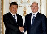 Le président Xi poursuit sa mini-tournée européenne en France, après une étape à Monaco
