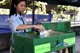 Législatives en Thaïlande: le parti au pouvoir en tête