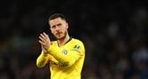 Belgique: 100e sélection pour Eden Hazard