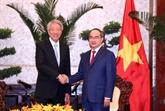 Hô Chi Minh-Ville et Singapour renforcent leur coopération