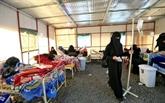 Près de 110.000 cas présumés de choléra depuis janvier