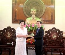 LInstitut japonais des langues dOkayama soutient Cân Tho dans la formation linguistique